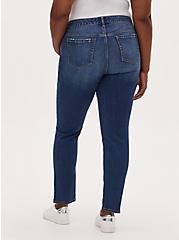Boyfriend Straight Jean - Vintage Stretch Medium Wash, , fitModel1-alternate
