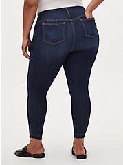 Bombshell Skinny Jean - Premium Stretch Medium Wash, ENGLISH CHANNEL, alternate