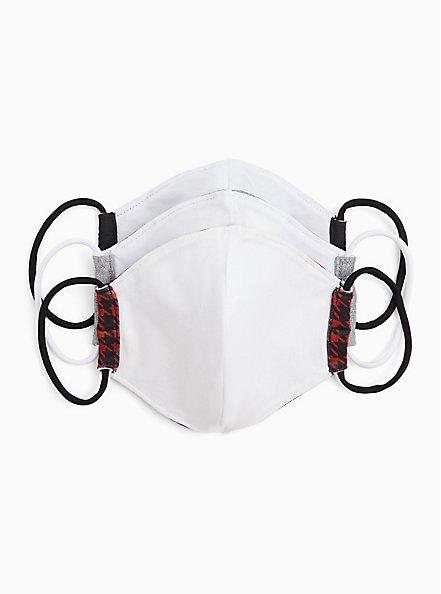 Non-Medical Reusable Masks - Pack of 3, , alternate