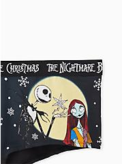 Disney The Nightmare Before Christmas Black Cotton Boy Short Panty, MULTI, alternate