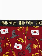 Harry Potter Sorting Hat Red Cotton Boy Short Panty, MULTI, alternate