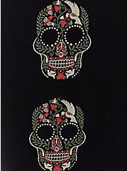 Premium Legging - Skull Black, MULTI, alternate