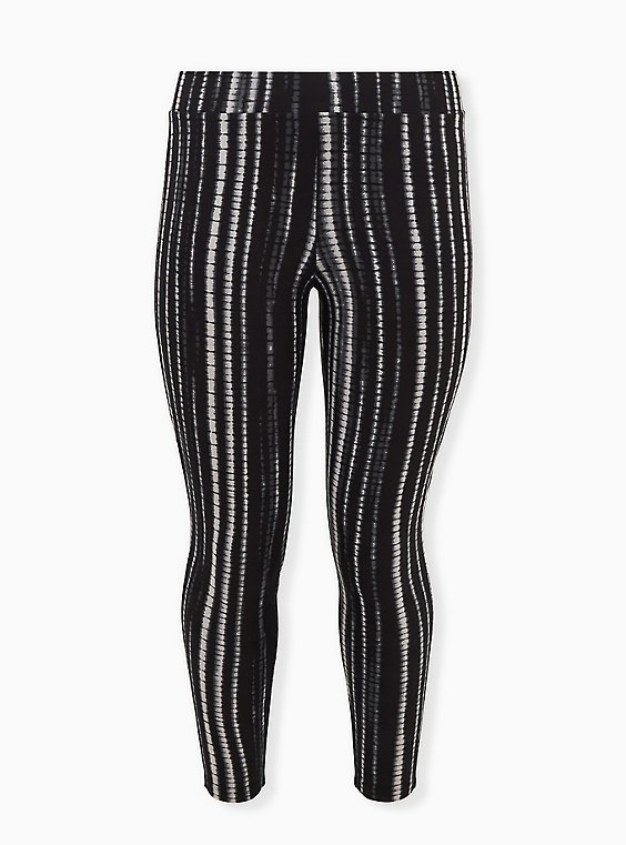 Bamboo Stripe Legging, MULTI, ls