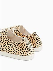 Cheetah Ruched Sneaker (WW), MULTI, alternate
