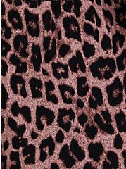 Super Soft Leopard Sleep Short, MULTI, alternate