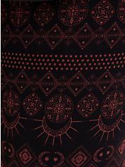 Premium Legging - Eclipse Red & Black , MULTI, alternate