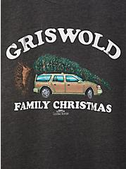 National Lampoon's Griswold Family Christmas Charcoal Grey Sweatshirt, CHARCOAL  GREY, alternate