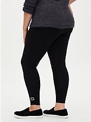 Premium Legging - Buckle Cuff Black, BLACK, alternate
