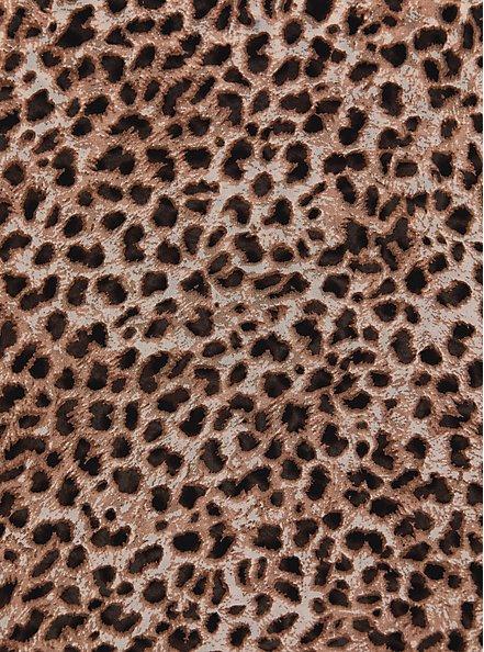 Sophie - Leopard Chiffon Double Layer Swing Cami, LEOPARD, alternate