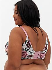 Ivory Floral 360° Back Smoothing™ Lightly Lined Everyday Wire-Free Bra, TULIP FLORAL, alternate