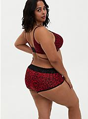 Red & Black Heart 360° Back Smoothing™ Lightly Lined Everyday Wire-Free Bra, HEART SWIRL JESTER RED, alternate