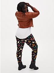 Premium Legging - Holiday Mashup Black , MULTI, alternate