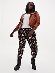 Premium Legging - Holiday Mashup Black , MULTI, hi-res