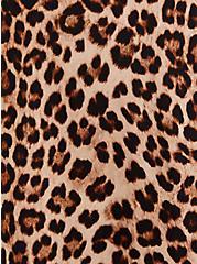 Leopard Sweetheart Skater Midi Dress, LEOPARD, alternate