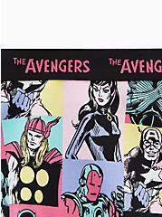 Marvel Comics Avengers Multi Cotton Boyshort Panty , MULTI, alternate