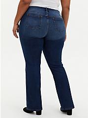 Mid Rise Slim Boot Jean - Vintage Stretch Medium Wash, UNDERCOVER, alternate
