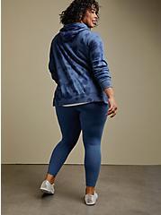 Plus Size Premium Legging - Vintage Indigo, BLUE, alternate