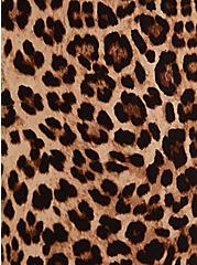 Studio Signature Leopard Ponte Skinny Ankle Trouser, LEOPARD, alternate