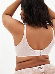 Pink Lace 360° Back Smoothing™ Push-Up T-Shirt Bra, LOTUS, alternate