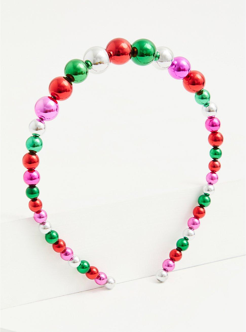 Multi Bead Headband, , hi-res