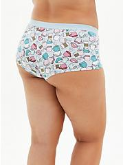 Gotta Java Cotton Boyshort Panty, GOTTA JAVA, alternate
