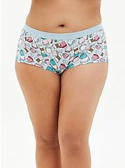 Gotta Java Cotton Boyshort Panty, GOTTA JAVA, hi-res