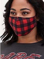 Dear Santa Holiday Non-Medical Reusable Masks - Pack of 3 , , alternate