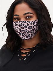 Leopard Non-Medical Reusable Masks - Pack of 3 , , alternate