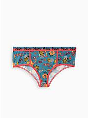 Disney Mulan Multi Mushu & Cricket Cotton Cheeky Panty, MULTI, hi-res