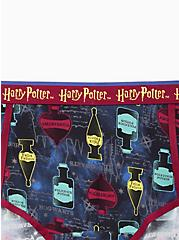 Harry Potter Multi Potions Cotton Brief Panty, MULTI, alternate
