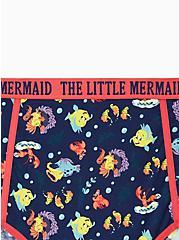 Disney The Little Mermaid Multi Sebastian & Flounder Cotton High Waist Panty, MULTI, alternate