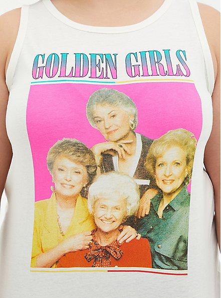 Classic Tank - Golden Girls White, MARSHMALLOW, alternate