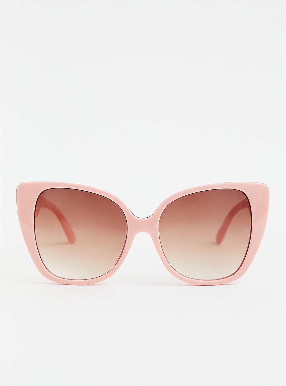 Light Pink Cat Eye Sunglasses, , hi-res