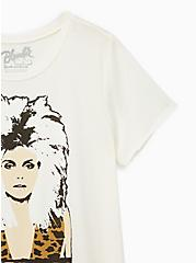 Classic Fit Crew Tee - Blondie White, MARSHMALLOW, alternate