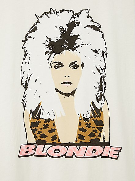Classic Fit Crew Tee - Blondie White, MARSHMALLOW, alternate