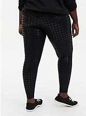 Premium Legging - Oversized Houndstooth Black, MULTI, alternate
