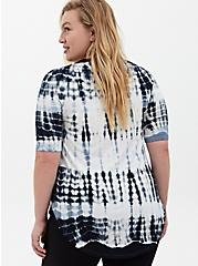 Favorite Tunic - Super Soft Tie-Dye Multi, MULTI, alternate