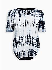 Favorite Tunic - Super Soft Tie-Dye Multi, MULTI, hi-res