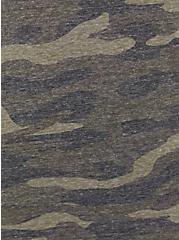 Pocket Tee - Triblend Jersey Camo, CAMO, alternate