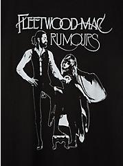 Classic Fit Crew Tee - Fleetwood Mac Black, DEEP BLACK, alternate
