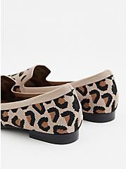 Leopard Stretch Knit Loafer (WW), ANIMAL, alternate