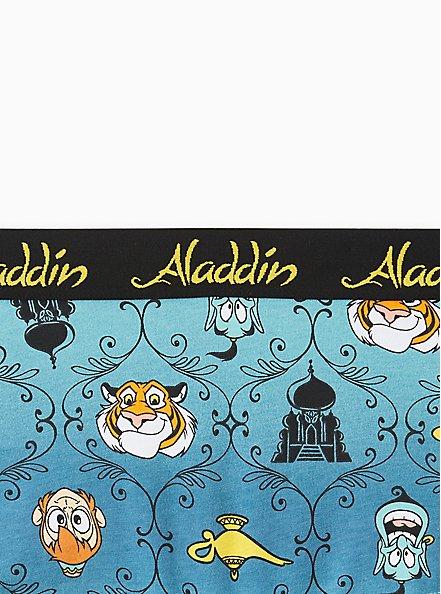 Disney Aladdin Sidekicks Cotton Boyshort Panty, MULTI, alternate