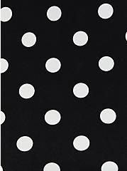 Black Dot Studio Knit Surplice Top, OTHER PRINTS, alternate