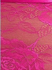 Cheeky Panty - Lace Lattice Pink, FESTIVAL FUCHSIA, alternate