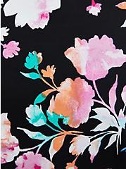 Floral Plunge Wired Bikini Top, , fitModel1-alternate