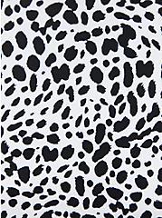Cheetah Peplum Swim Tankini, , fitModel1-alternate