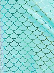 Mermaid Peplum Skirt Swim Dress, MULTI, alternate