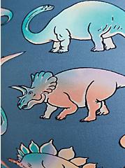 Teal Dino Scoop Swim Top, , fitModel1-alternate