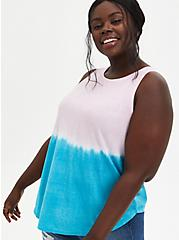 Classic Fit Tank - Triblend Dip-Dye Multi, OTHER PRINTS, hi-res