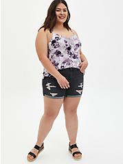 Super Soft Lavender Floral Swing Cami, OTHER PRINTS, alternate